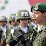 """""""policía militar"""""""