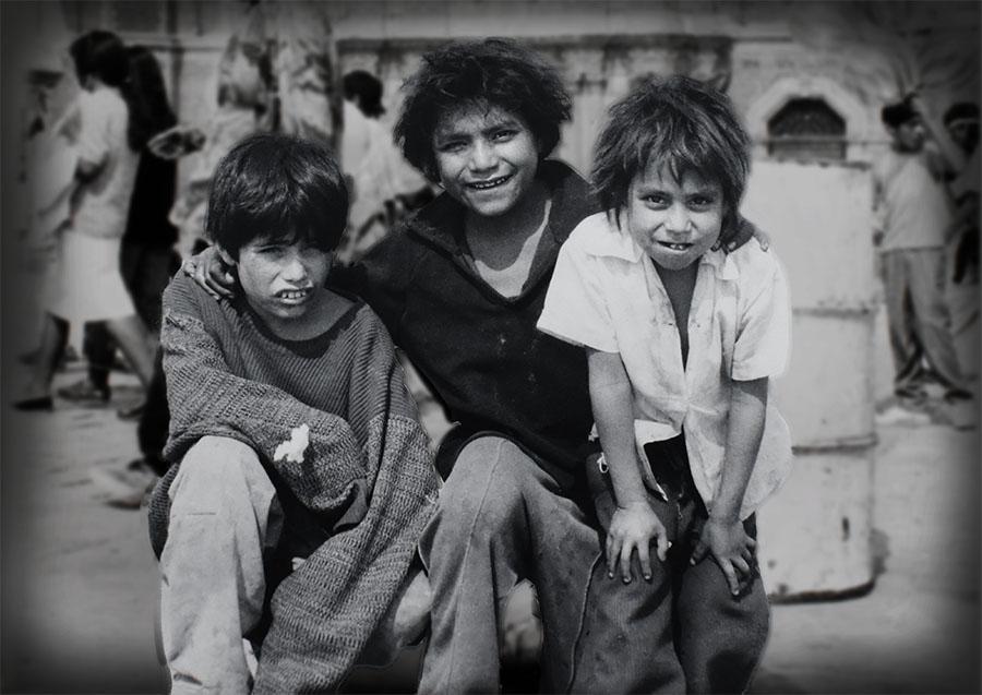 """""""Niños en la Ciudad de México"""""""