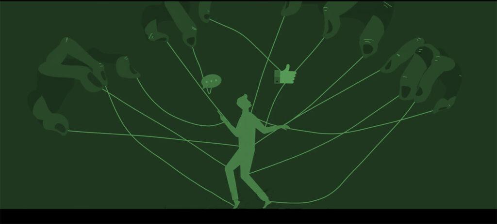 """""""el dilema de las redes sociales"""""""