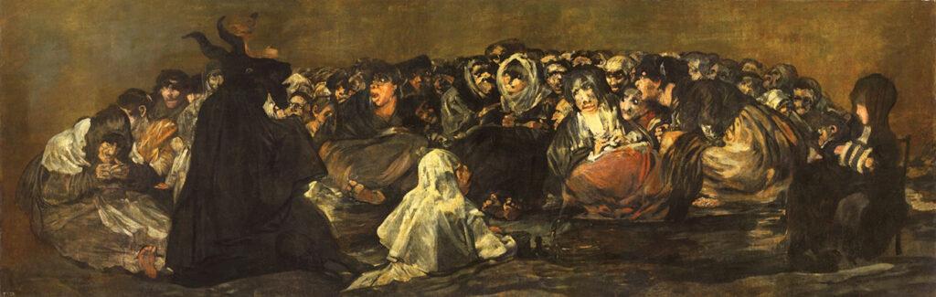"""""""El gran Cabrón de Goya"""""""